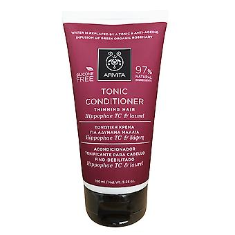 Apivita Tonic Conditioner for Thinning Hair 5.07 OZ