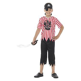 Jolly Pirate Boy Kostüm