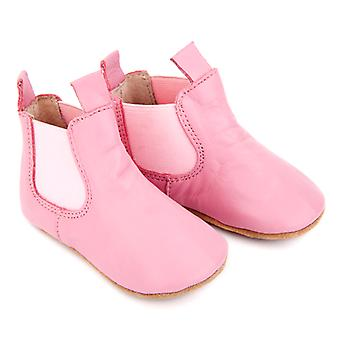 SKEANIE Pre-walker Baby & Toddler Riding Boots in Pink