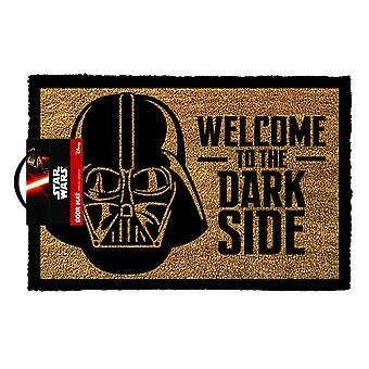 Star Wars Darth Vader Welcome to The Dark Side Doormat