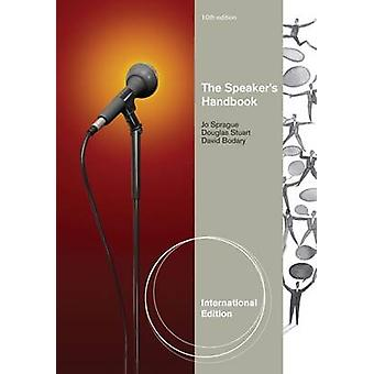 The Speaker's Handbook - International Edition by David Bodary - 9781
