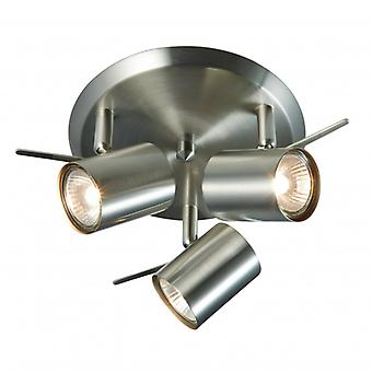 Hyssna Led Ceiling 3l Steel Ip21