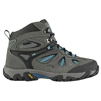 Karrimor Womens Aspen Mid Ladies Waterproof Walking Boots Hiking Trekking Shoes