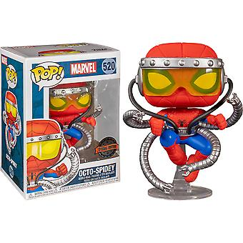 Spider-Man Octo-Spidey AMERIKANSKE Eksklusiv pop! Vinyl