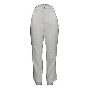 Denim & Co. Women ' s Petite jeans Classic denim wit A304477