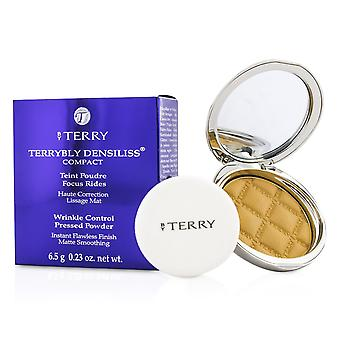 Terrybly densiliss compact (wrinkle control pressed powder) # 5 toasted vanilla 184646 6.5g/0.23oz