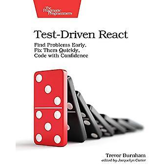 Test-Driven React by Trevor Burnham - 9781680506464 Book