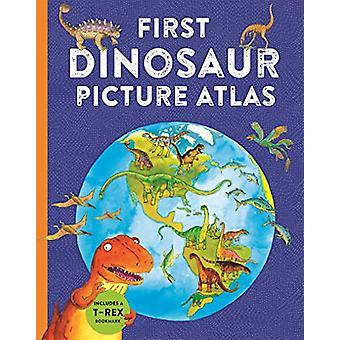 First Dinosaur Picture Atlas by David Burnie - 9780753445259 Book