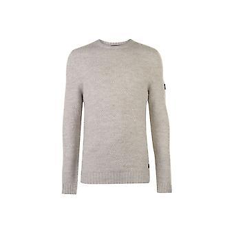 Firetrap strukturierte stricken Pullover Herren