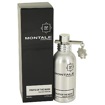 Montale Früchte des Moschus Eau De Parfum Spray (Unisex) von Montale 1,7 oz Eau De Parfum Spray