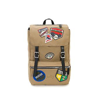 Invicta Unisex Jolly Heritage Patch Backpack Unisex 38Cm