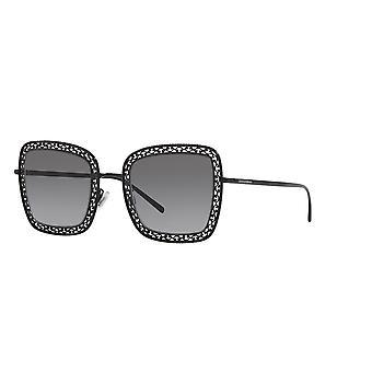 Dolce&Gabbana DG2225 01/8G Black/Grey Gradient Sunglasses