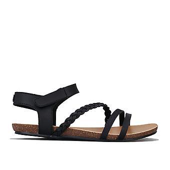 Women's Blowfish Malibu Gemm Sandals in Black