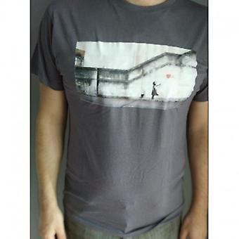 3 / جميع الألوان والأحجام المتاحة 100٪ القطن Tshirt اليدوية في جميع أنحاء العالم الشحن مجانا
