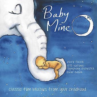 Churchill / Flavin - Baby Mine [CD] USA import