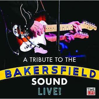 Bakersfield Tribute: Tribute Bakersfied Sound / Va [CD] USA import