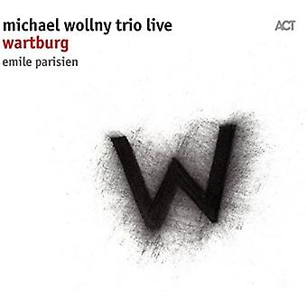 Michael Wollny Trio - Wartburg Live [CD] Importación de Estados Unidos