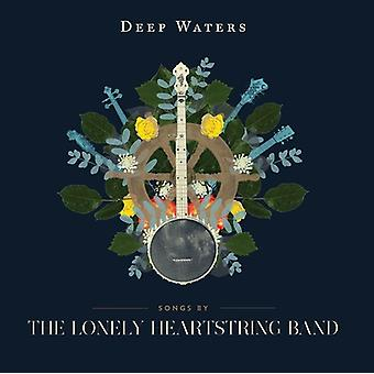 Lonely Heartstring B - Deep Waters [CD] USA import