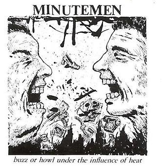 Minutemen - Buzz or Howl Under the Influence of Heat [Vinyl] USA import