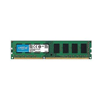 Crucial 4Gb Ddr4 Desktop Memory Pc4 19200 2400Mhz