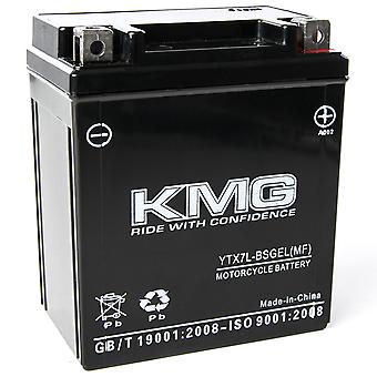 12 Volts 7Ah Replacement Battery for Suzuki DR250S EP, ER, ES 1993-1995