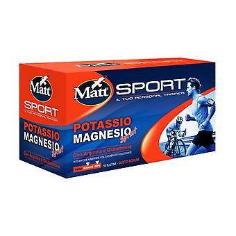 Potassium Magnesium Sprint 10 packets of 15g (Citrus)