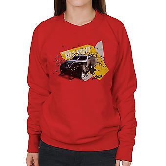 Fast and Furious You Ride You Fight Women's Sweatshirt