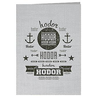 Hipster Quotes Game Of Thrones Greeting Card
