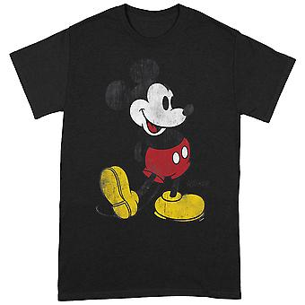 Mickey Mouse Classic Kick Official Tee T-Shirt Unisex