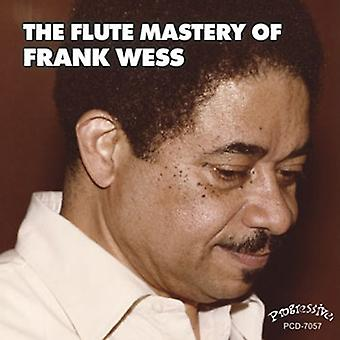 Frank Wess - Flute Mastery of Frank Wess [CD] USA import