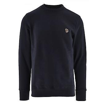 بول سميث البحرية العادية تناسب قميص ابيض