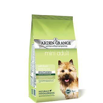 Arden Grange Adult MINI Dog - Lamb - 2kg