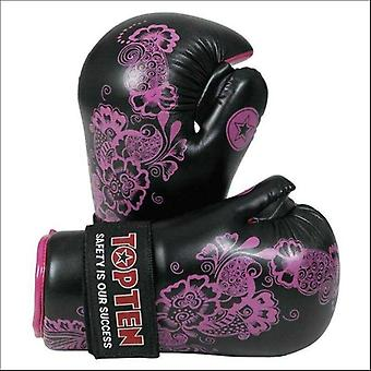 Top ten pointfighter gloves flowers