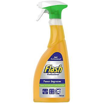 Flash Professional Power Degreaser Spray