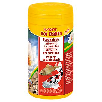 Sera Koi Bakto Tabs para Estanque (Fish , Ponds , Food for Pond Fish)