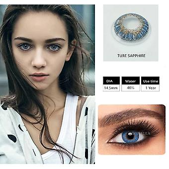 Colored Contact Lenses For Eyes Cosmetic, Colored Contact Lens