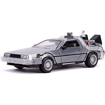 Back to the Future 2 Delorean 1:24 Scale Hollywood Ride