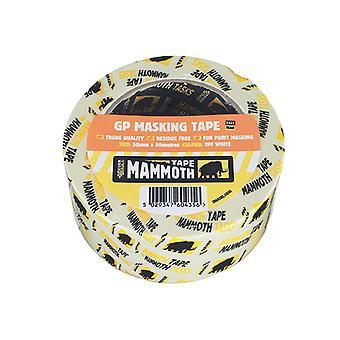 Everbuild Retail Masking Tape 50mm x 50m EVB2MT50