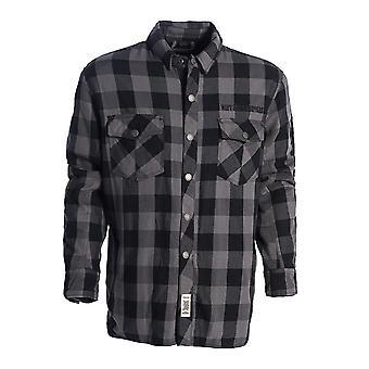 West Coast Choppers Men's Long Sleeve Shirt Flannel