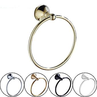 Hand Prosop Ring Holder Black White Wall Mounted Accesorii baie - Antic
