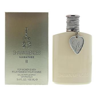 Shawn Mendes Signature II Eau de Parfum 100ml Unisex