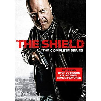 Shield: Complete Series [DVD] USA import