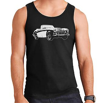 Austin Healey 3000 British Motor Heritage Men's Vest