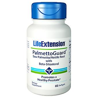 Life Extension Super Saw Palmetto Pokrzywa Root Forumla Z Beta Sitosterol, 60 SoftGels
