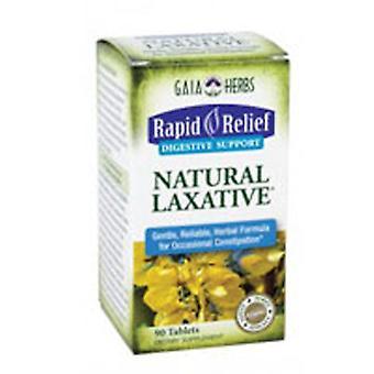 Gaia Herbes Naturel Laxatif, 90 Onglets
