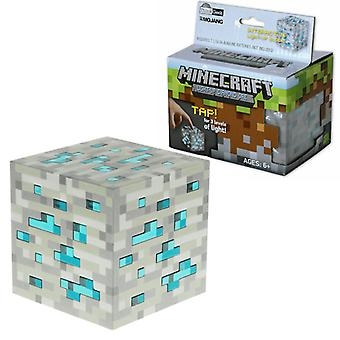 Minecraft ljus upp Diamond malm
