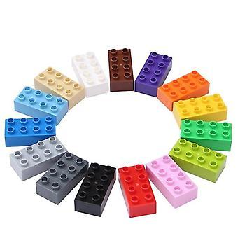 تعليم الأطفال Technic اللعب بناء مجموعة الطوب، دوبلو كتلة مجموعة