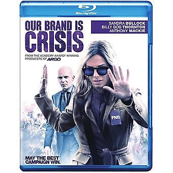 Notre marque est crise [Blu-ray] USA import