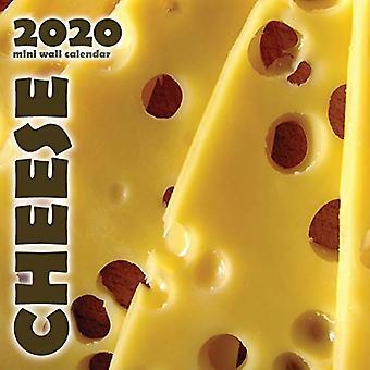 Cheese 2020 Mini Wall Calendar