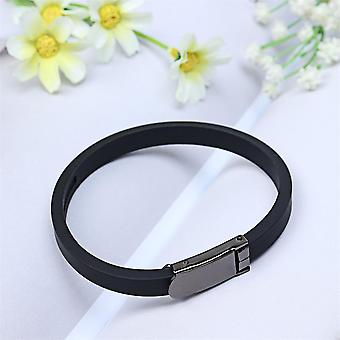 Multicolor Anti-static Titanium Ionic Sport Bracelet Band ESD Band Wrist Strap